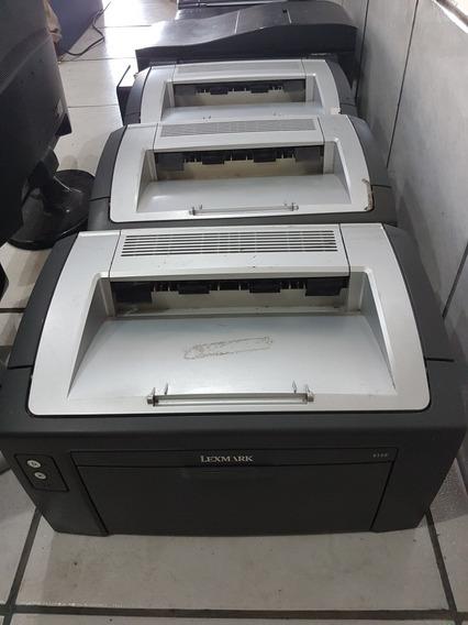 Lote 6 Impressoras Laser E Tinta(defeito)