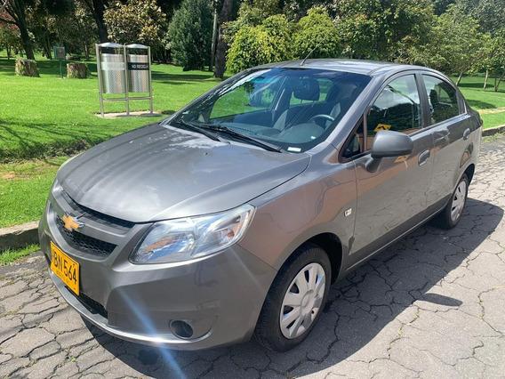 Chevrolet Sail 2014 Mt 1.4 Cc Aa