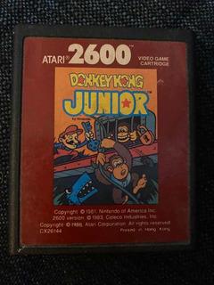 Donkey Kong Junior Atari 2600