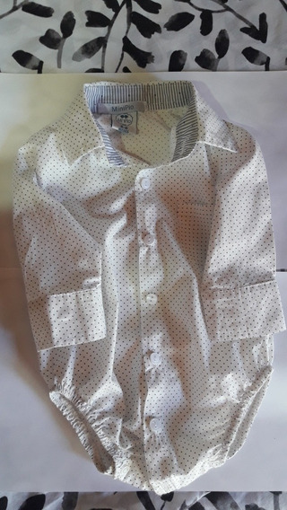 Body Camisa Minipio