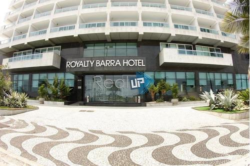 Hotel Na Barra Da Tijuca Com 250 Apartamentos!! - 6963