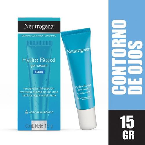 Gel Crema Contorno De Ojos Neutrogena Hydro Boost X 15g