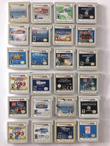 Imagen 1 de 1 de Juegos De Nintendo 3ds
