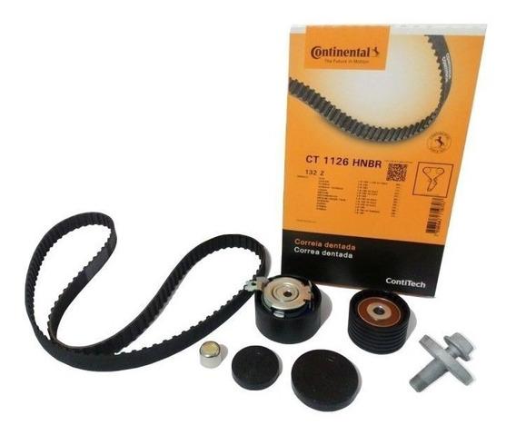 Kit Correia Dentada Duster 2013 1.6 16v Original Contitech