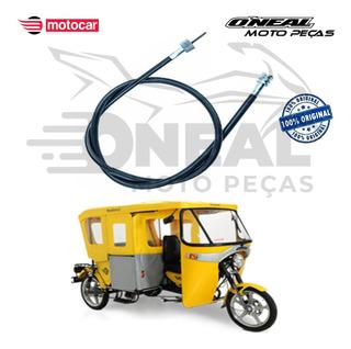 Cabo Do Velocímetro Triciclo Passageiro Motocar