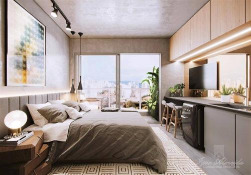 Imagem 1 de 13 de Studio Com 1 Dormitório À Venda, 45 M² Por R$ 45 - Consolação - São Paulo/sp - St0187