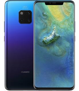 Huawei Mate 20 Pro 128gb 6gb Ram Dual 4g + Vidrio Templado Focus