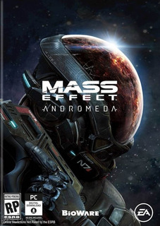 Mass Effect Andrómeda Xbox One Disco Fisico Impecable