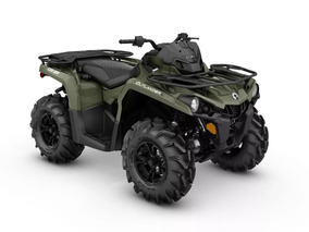 Can Am Outlander 570 L Pro 0km 2019 Can-am 999 Motos Quilmes