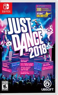 Just Dance 2018 - Juego Físico Switch - Sniper Game