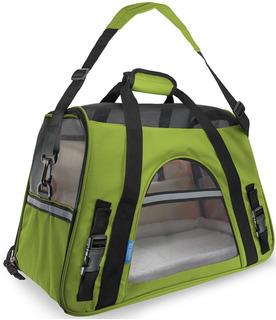 Oxgord 2016 Airline Approved Pet Carriers With Fleece Bed Fo