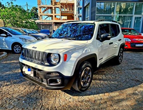 Jeep Renegade 1.8 Sport Plus Mt 90.000km 2017 Oport T/usado