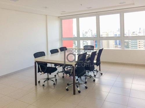 Sala À Venda Em Excelente Localização E Com Espaço Muito Bom No Prédio, 40 M² Por R$ 253.000 - Jardim Guanabara - Campinas/sp - Sa0251
