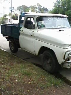 Chevrolet C-10 Gnc 1964