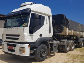 Iveco Stralis 460 Manual 6x2 Ano 2011