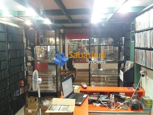 Sala Comercial A Venda Em Sp Centro - Sa00060 - 69276008
