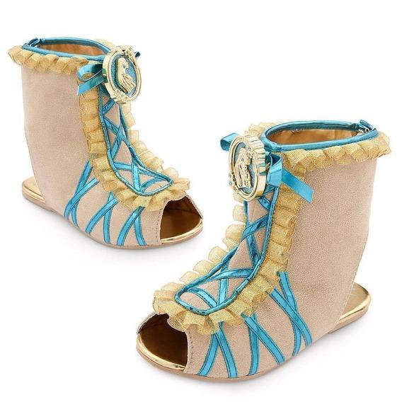 Sapato Princesa Pocahonta Disney Store P/entrega