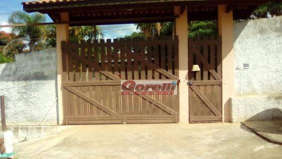 Chácara Com 2 Dormitórios À Venda, 1254 M² Por R$ 630.000 - Chácaras Campo Limpo - Campo Limpo Paulista/sp - Ch0095