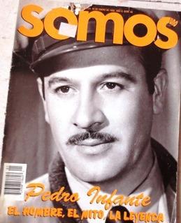 Vintage Revista Somos D Pedro Infante Años 200s