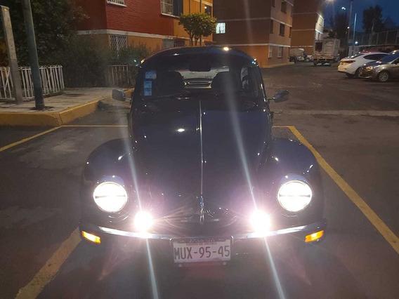 Hermoso E Impecable Original Volkswagen Mod. 92 Azul Marino