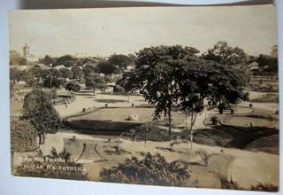 Cartão Postal Pça Nilo Peçanha Campos-rj