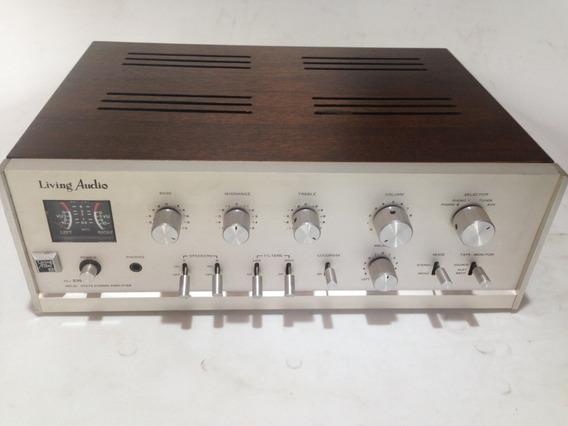 Raríssimo Amplificador Inelca Living Audio Is-2350