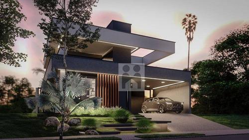Imagem 1 de 14 de Casa Com 3 Dormitórios À Venda, 207 M² Por R$ 1.450.000 - Vila Do Golf - Ribeirão Preto/sp - Ca0963