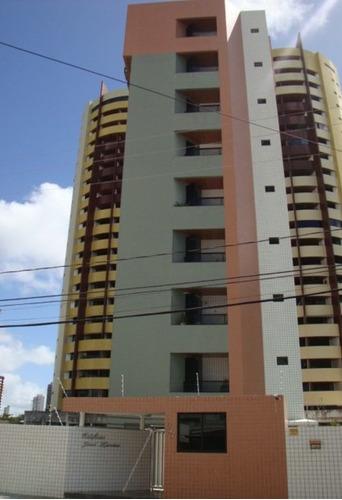 Imagem 1 de 2 de Apartamento À Venda, 108 M² Por R$ 420.000,00 - Tambaú - João Pessoa/pb - Ap0605