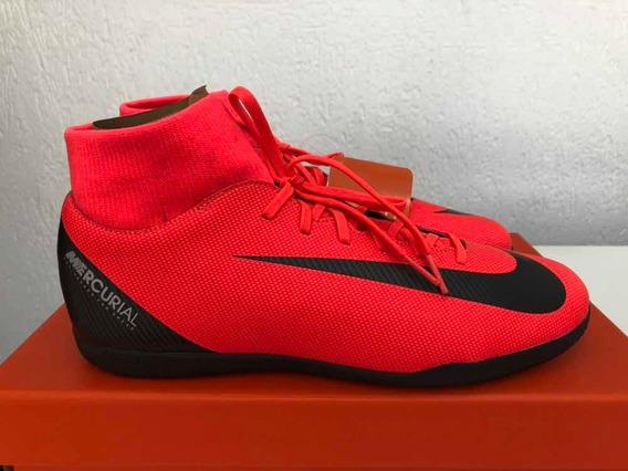 Chuteira Nike Mercurial Futsal Superfly Cr7 Ic Original