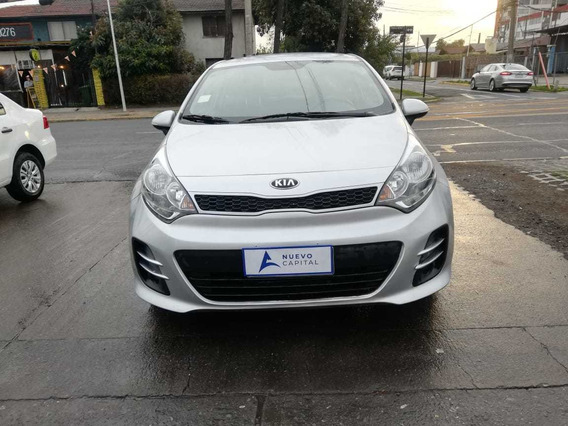 2016 Kia Rio 3 1.4 Ex Sport Manual Impecable!!!