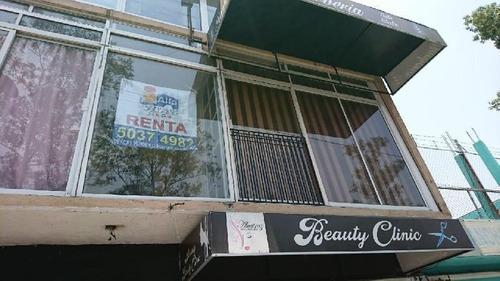 Oficina En Renta En Coyoacan En Ctm Culhucan, Oficina En Renta Sobre Avenida Eje 3, 20m2 De Supf.