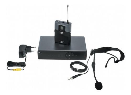Micrófono Inalámbrico Lavalier Sennheiser Xsw1 Me3 A  Audio