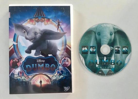 Dvd - Dumbo O Filme