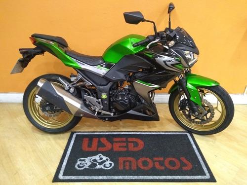 Kawasaki Z300 Abs 2018 Verde