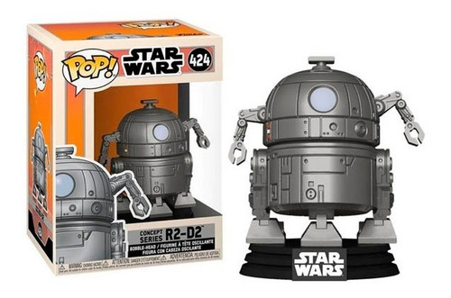 Funko Pop Star Wars Concept Series R2-d2 424 Nuevo Vdgmrs