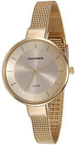Relógio Mondaine Feminino Analógico 76597lpmvde1 Mondaine