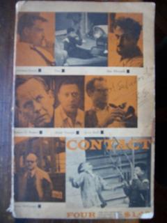 Contact - Vol. 1 No. 4 - February 1960 / En Inglés