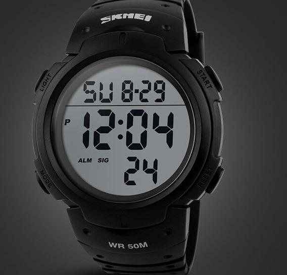 Reloj Quarzo Skmei 1068 Negro