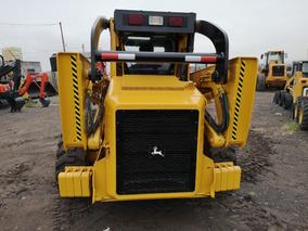 03) Minicargador John Deere 332 Con Sistema Hidraulico 2008