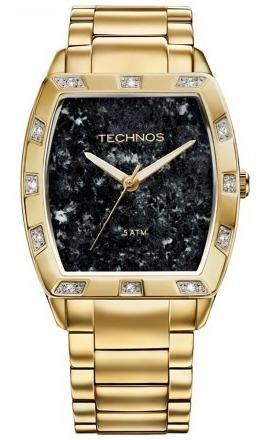 Relógio Technos Feminino - Stone Gabro - 2033ac/4p