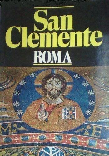 Livro Pequeña Guia De San Clemente Roma Leonard Boyle