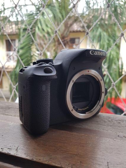 Canon T5i + 2 Baterias E Carregador