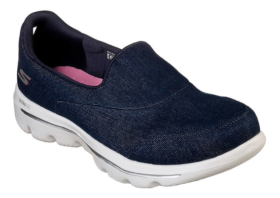 Zapatillas Skechers Gowalk Evolution Ultra Belief-x Mujer