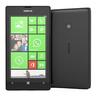 Celular Smartphone 3g 5mp 8gb Lumia 520 Nokia Dual Core