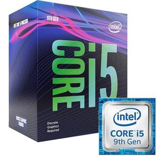 Processador Intel Core I5-9400f Lga 1151 - 12x Sem Juros