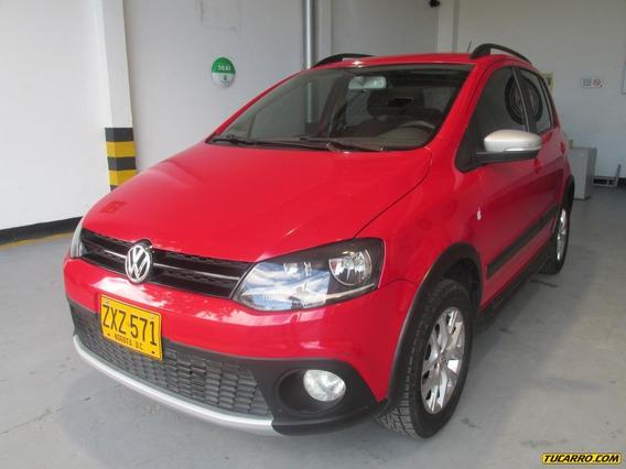 Volkswagen Crossfox 1.6 Mt