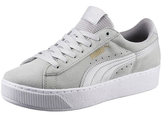 Tênis Puma Vikky Platform Low-top Casual / Lifestyle