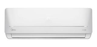 Aire acondicionado Midea split inverter frío/calor 5504 frigorías blanco 220V MSABIC-22H-01F