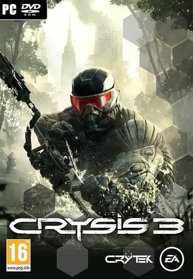 Crysis 3 Pc - Origin Key (envio Já)