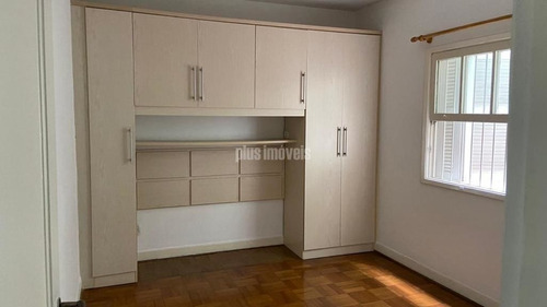 Apartamento Para Venda No Bairro Paraíso Em São Paulo - Cod: Mi127967 - Mi127967